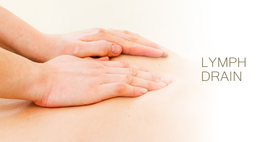 Lymph Drain 1 Slimspa